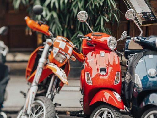Online een eigen scooter samenstellen en kopen