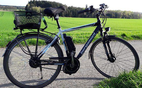 Testen welke fiets passend is