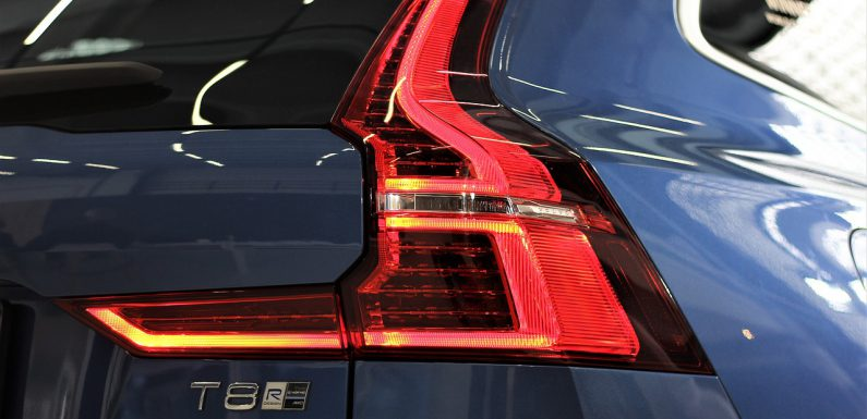 Volvo xc60 occasions koop je bij de Volvo specialist